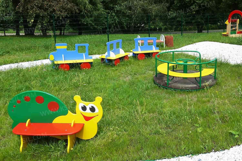 Детской площадка в сад своими руками фото