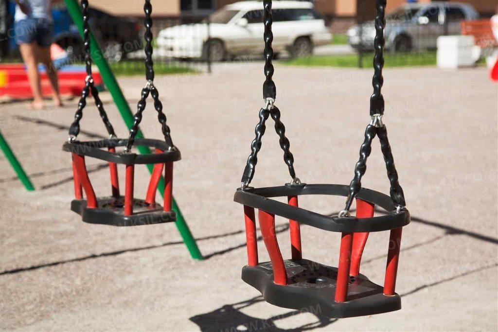 Детские качели игровые площадки